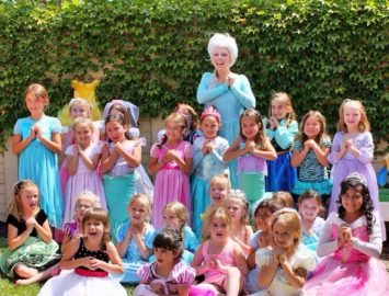 Book a Fairytale Princess, Fairy or Mermaid for your Birthday Party in Sonoma County, Marin County & Napa County