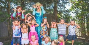 Princess Parties In Sacramento