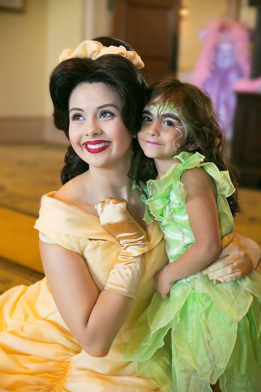 Napa Princess Parties | Amazing Fairytale Parties Character Visits