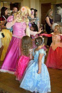 Napa Princess Parties