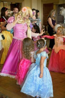 Princess Party Ball with Amazing Fairytale Parties