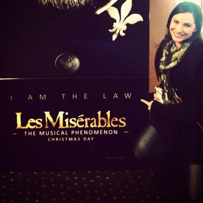 Brittany Les Miz