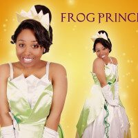 Princess and the Frog Birthday Parties in Seattle