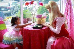 Princess Party Portland Oregon