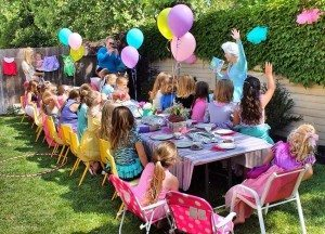 Throw a Princess Party in Seattle Washington