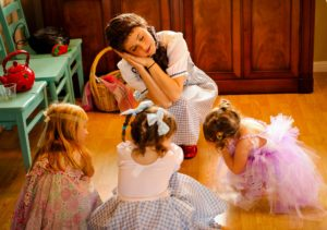 Hire a Princess Party Performer