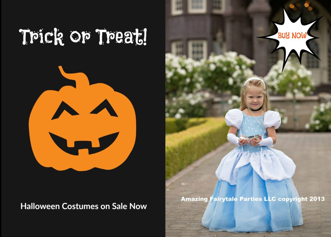 Halloween Princess Costumes – 'Tis Pumpkin Season