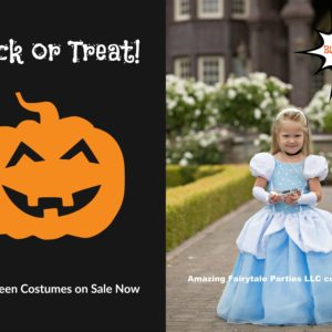 Halloween Princess Costumes – 'Tis Pumpkin Season