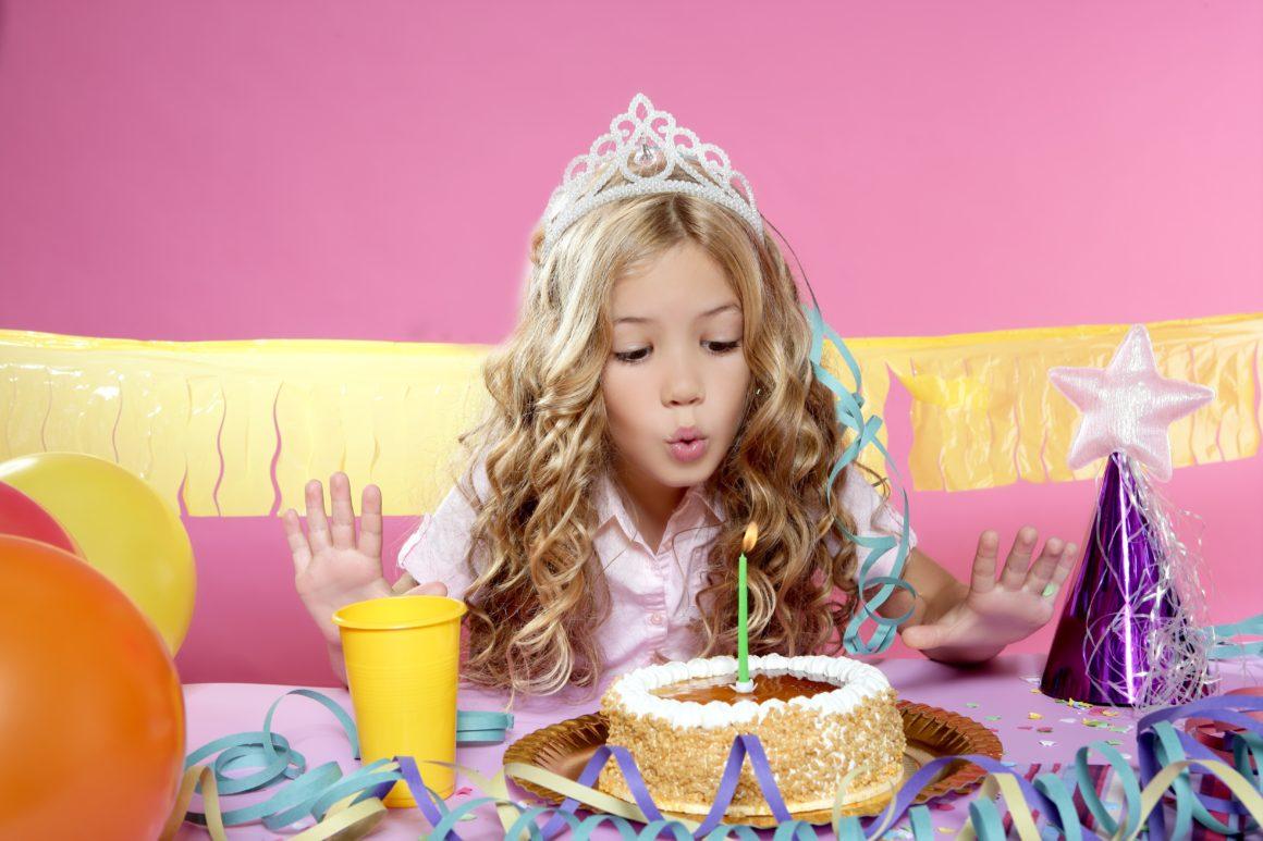 Princess Party Birthday