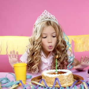 Princess Party Birthday