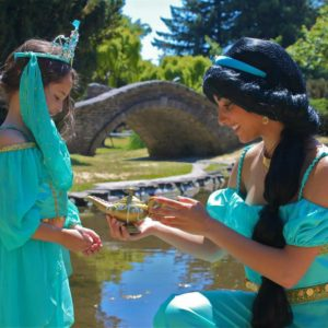 Hire a Princess Party Performer in Seattle