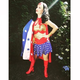 Super Hero Princess Parties in Seattle