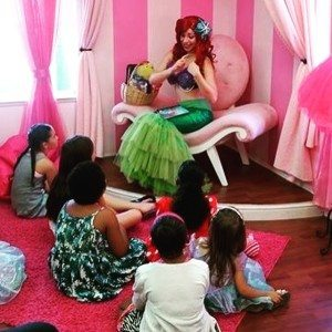 Hire Us for Your Princess Party