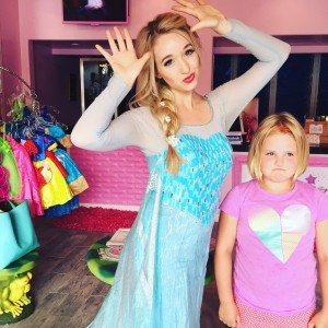 Princess Parties in Sacramento