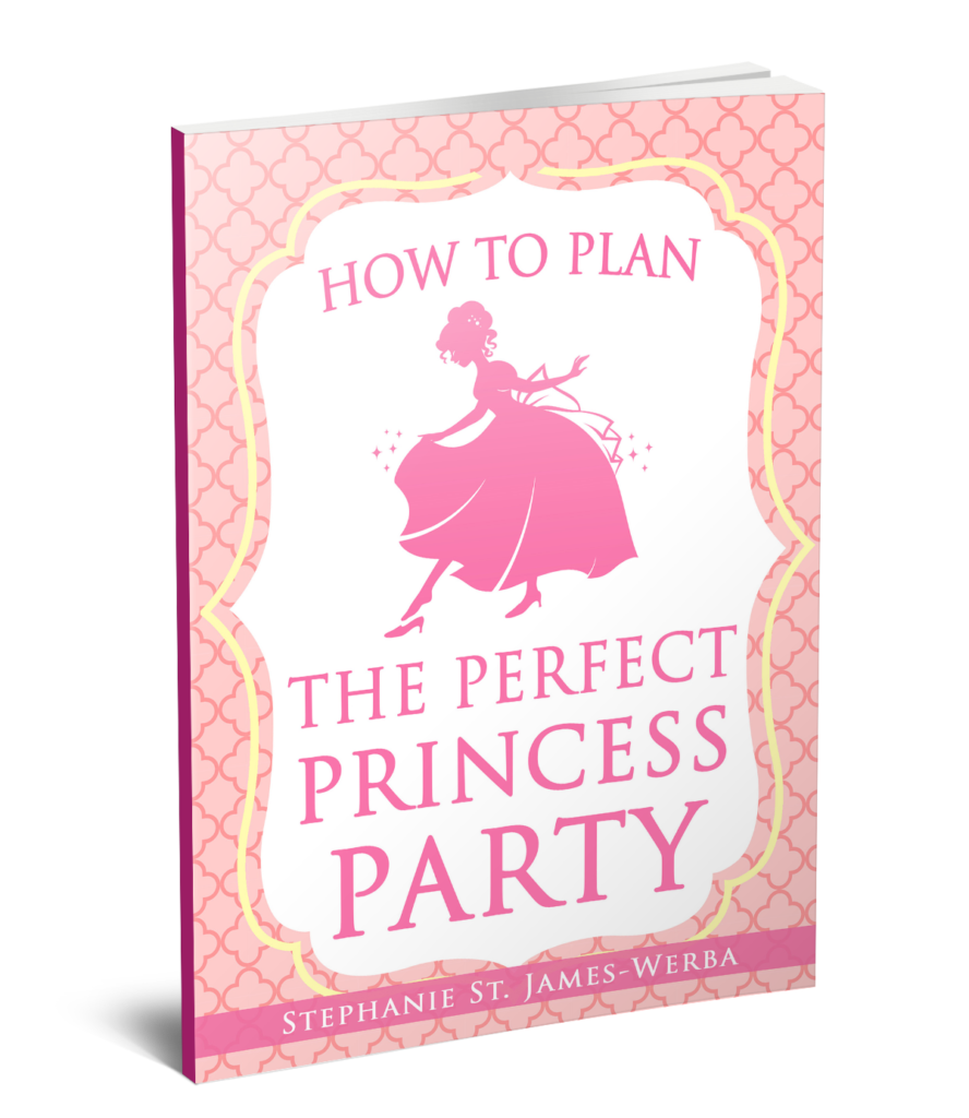 How to plan the perfect princess party