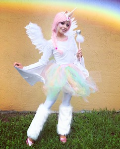 Hire a Unicorn Princess Performer
